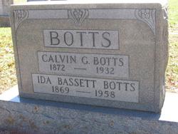 Ida <i>Bassett</i> Botts