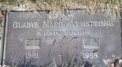 Gladys Marie <i>Thompson</i> Armstrong