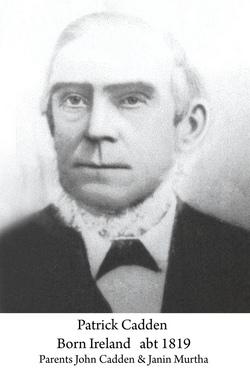Patrick Cadden