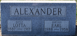 Earl Alexander