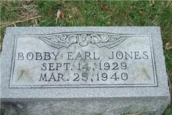 Bobby Earl Jones