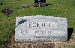 Sgt Lester Leroy Eckrote, Sr