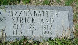 Lizzie <i>Batten</i> Strickland
