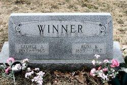 Rose F <i>Garlitz</i> Winner