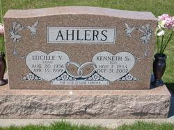 Lucille Y. <i>Coan</i> Ahlers