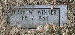 Terry W Winner