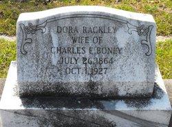 Dora <i>Rackley</i> Boney