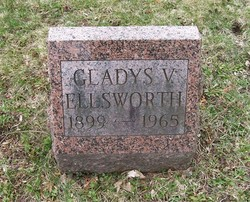 Gladys V <i>Eastman</i> Ellsworth