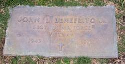 John L. Benefeito, Jr