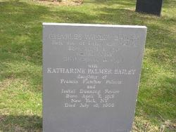 Katharine <i>Palmer</i> Bailey