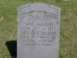 Samuel O Sam Allred