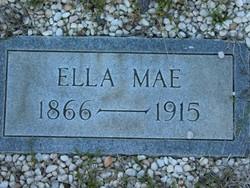 Ella Mae <i>Frazier</i> Allred