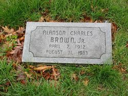 Alanson Charles Brown, Jr