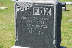 Belle M <i>Swayze</i> Fox