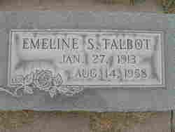 Emeline <i>Sweeney</i> Talbot