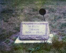 Martha Belle <i>Kearnes</i> Gibson