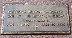 George Eldon Archer