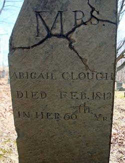 Abigail Clough