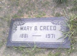 Mary Bell <i>Green</i> Creed