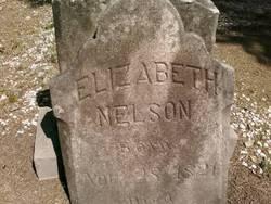 Elizabeth Nelson