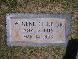 W Gene Cline, Jr