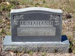 Ethel McMahand