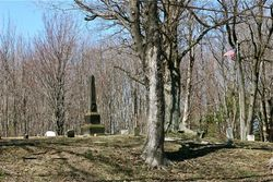 Evans Center Cemetery