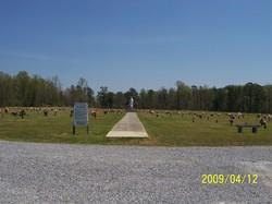 Saint Clair Memorial Gardens
