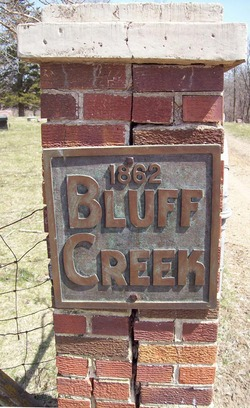 Bluff Creek Cemetery