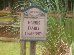 Harris Family Cemetery
