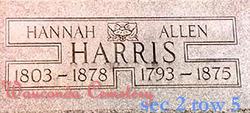 Hannah <i>Work</i> Harris
