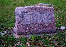 Allie Sonoma <i>Harper</i> Batts