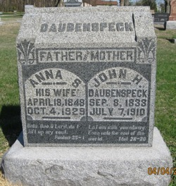 Anna S Daubenspeck