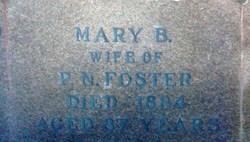Mary Bailey <i>Johnson Bulford</i> Foster