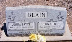 Orin Robert Blain