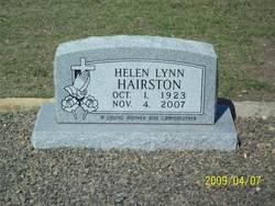 Helen <i>Stevens</i> Hairston