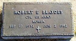 Robert Eugene Blaydes