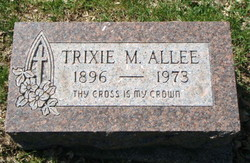 Trixie M Allee