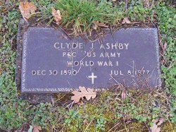 Clyde J. Ashby
