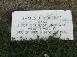 James Jeffery Jimmy Roberts