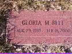 Gloria Marilyn <i>Peoples</i> Bell