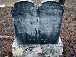Mary Elizabeth <i>Hilburn</i> Barber