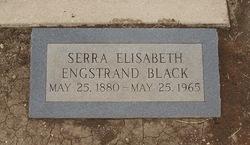 Serra Elizabeth <i>Engstrand</i> Black