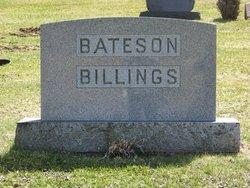 Hilda L <i>Bateson</i> Billings