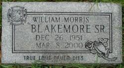 William Morris Blakemore, Sr