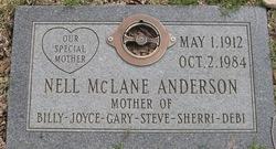 Nell Tude <i>McLane</i> Anderson