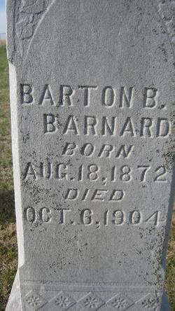 Barton B Barnard