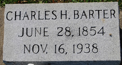 Charles H Barter