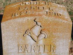John H Barter