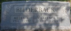 Clarence H Bilderback